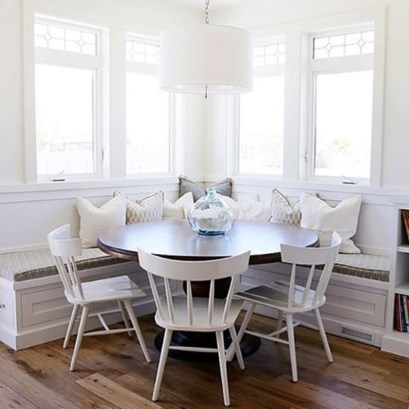 Diy Dining Nooks And Banquettes44