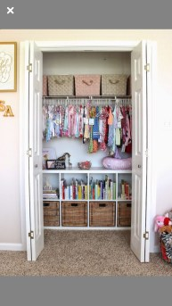 Diy Fabulous Closet Organizing Ideas Projects14