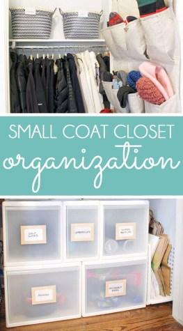 Diy Fabulous Closet Organizing Ideas Projects15