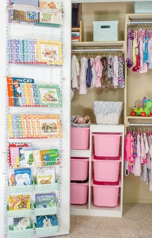 Diy Fabulous Closet Organizing Ideas Projects16