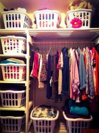 Diy Fabulous Closet Organizing Ideas Projects29