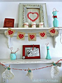 Exciting Diy Valentines Day Decorations05