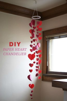 Exciting Diy Valentines Day Decorations26