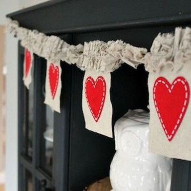 Exciting Diy Valentines Day Decorations33