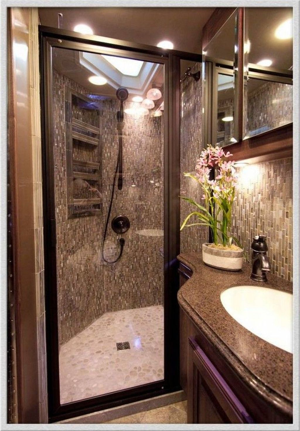 Exciting Small Bathroom Ideas Makeover23
