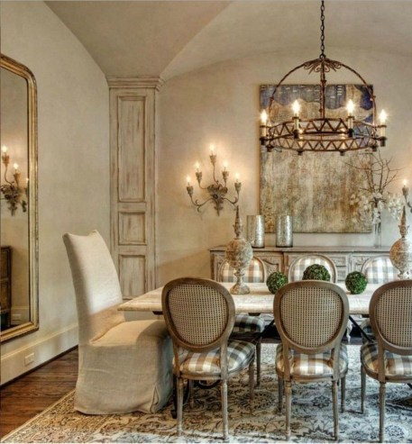 Extraordinary French Country Living Room Decor Ideas11