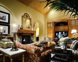 Extraordinary French Country Living Room Decor Ideas37