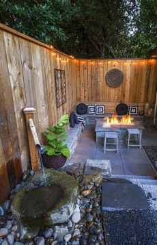 Gorgeous Small Backyard Landscaping Ideas09