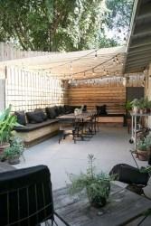 Gorgeous Small Backyard Landscaping Ideas14