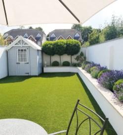 Gorgeous Small Backyard Landscaping Ideas21