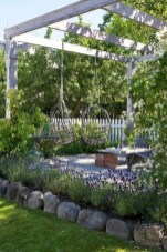 Gorgeous Small Backyard Landscaping Ideas36