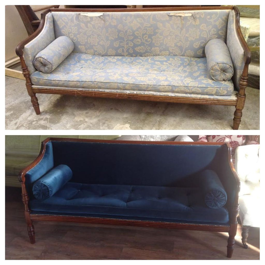 Luxury How To Reupholster Almost Anything01
