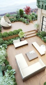 Roof Terrace Decorating Ideas That You Should Try40