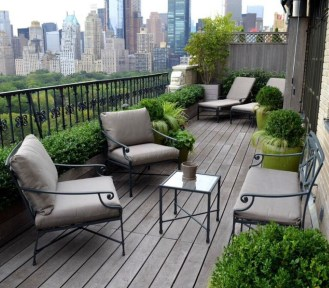 Roof Terrace Decorating Ideas That You Should Try42