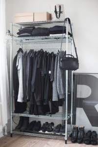 The Best Small Wardrobe Ideas For Your Apartment13