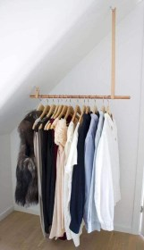 The Best Small Wardrobe Ideas For Your Apartment28