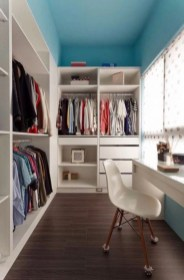 The Best Small Wardrobe Ideas For Your Apartment29