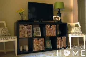 Top Fantastic Way To Hide Your Tv Diy Projects07