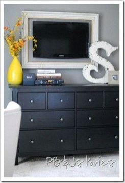Top Fantastic Way To Hide Your Tv Diy Projects16