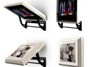Top Fantastic Way To Hide Your Tv Diy Projects30