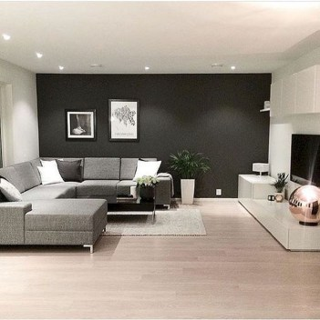 Amazing Minimalist Living Room27