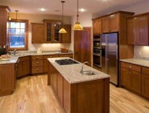 Amazing Wooden Kitchen Ideas14