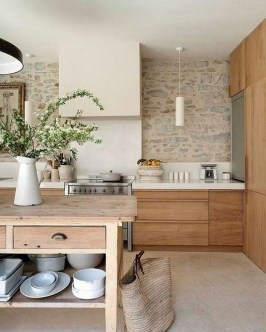 Amazing Wooden Kitchen Ideas24