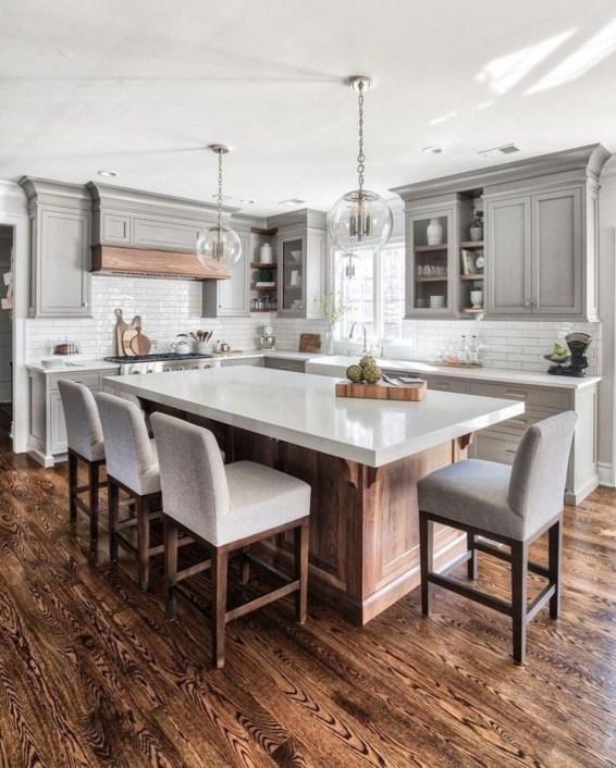 Amazing Wooden Kitchen Ideas41