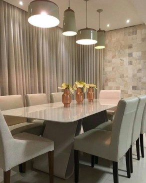 Awesome Granite Table For Dinning Room38
