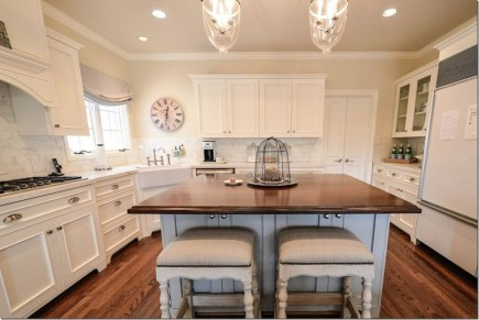 Best Double Kitchen Design Ideas For Cooking Easier09