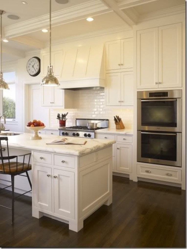 Best Double Kitchen Design Ideas For Cooking Easier31