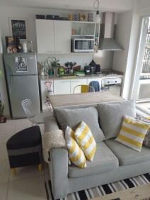 Comfy Studio Living Room Apartment06