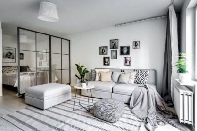 Comfy Studio Living Room Apartment21