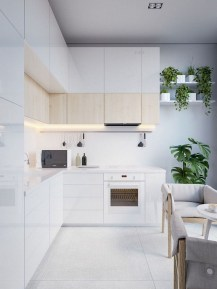 Good Minimalist Kitchen Designs37