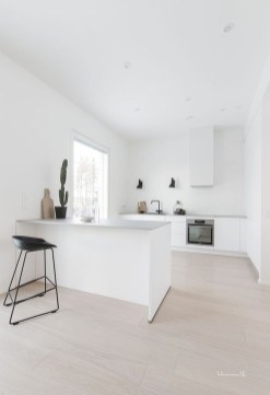 Good Minimalist Kitchen Designs44
