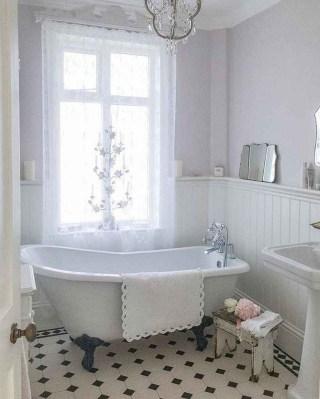 Gorgeous Cottage Bathroom Design Ideas33