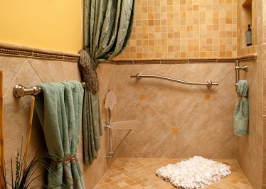 Gorgeous Cottage Bathroom Design Ideas40