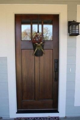 Gorgeous Wooden Door Ideas33