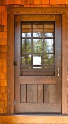 Gorgeous Wooden Door Ideas43