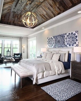 Lighting Ceiling Bedroom Ideas For Comfortable Sleep08