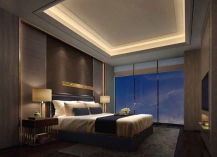Lighting Ceiling Bedroom Ideas For Comfortable Sleep20