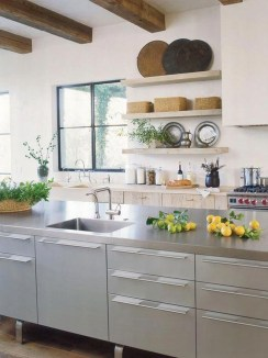 Lovely Aluminium Kitchen Decoration15
