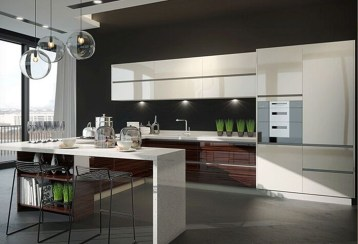 Lovely Aluminium Kitchen Decoration36