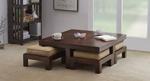 Lovely Tea Table For Your Home07