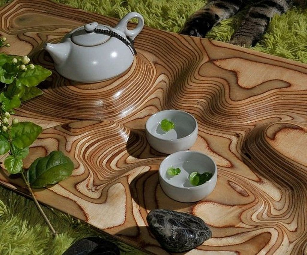 Lovely Tea Table For Your Home44