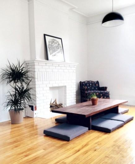 Modern Japanese Living Room Decor09