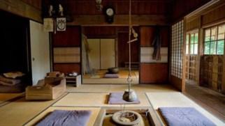 Modern Japanese Living Room Decor18