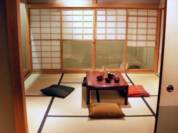 Modern Japanese Living Room Decor41