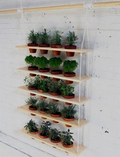 Simple Indoor Herb Garden Ideas For More Healthy Home Air40