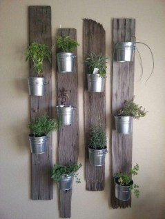 Simple Indoor Herb Garden Ideas For More Healthy Home Air44